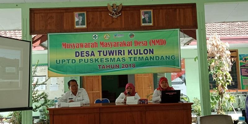 MMD Guna Menyiapkan Desa Siaga