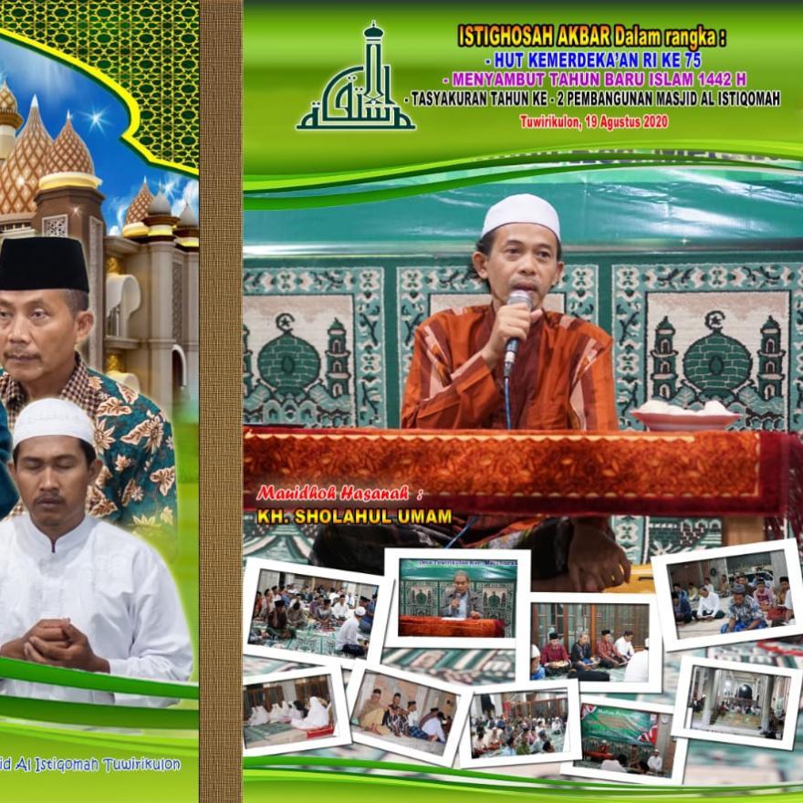 Malam Syukuran Masjid Al-Istiqomah